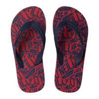 O'Neill Profile Summer Sandals  teenslippers blauw/rood, Blauw/rood