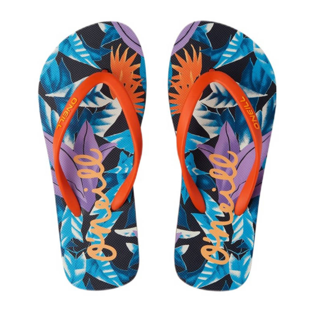 O'Neill Moya Sandals  teenslippers oranje/multi, Oranje/multi
