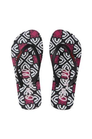 Moya Sandals  teenslippers zwart/multi