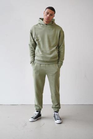 hoodie groen