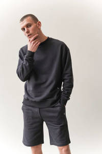 Comfort Studio by Kultivate sweater phantom, Phantom