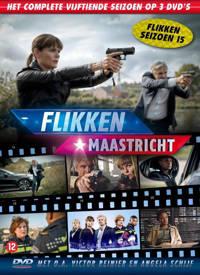 Flikken Maastricht – Seizoen 15 (DVD)