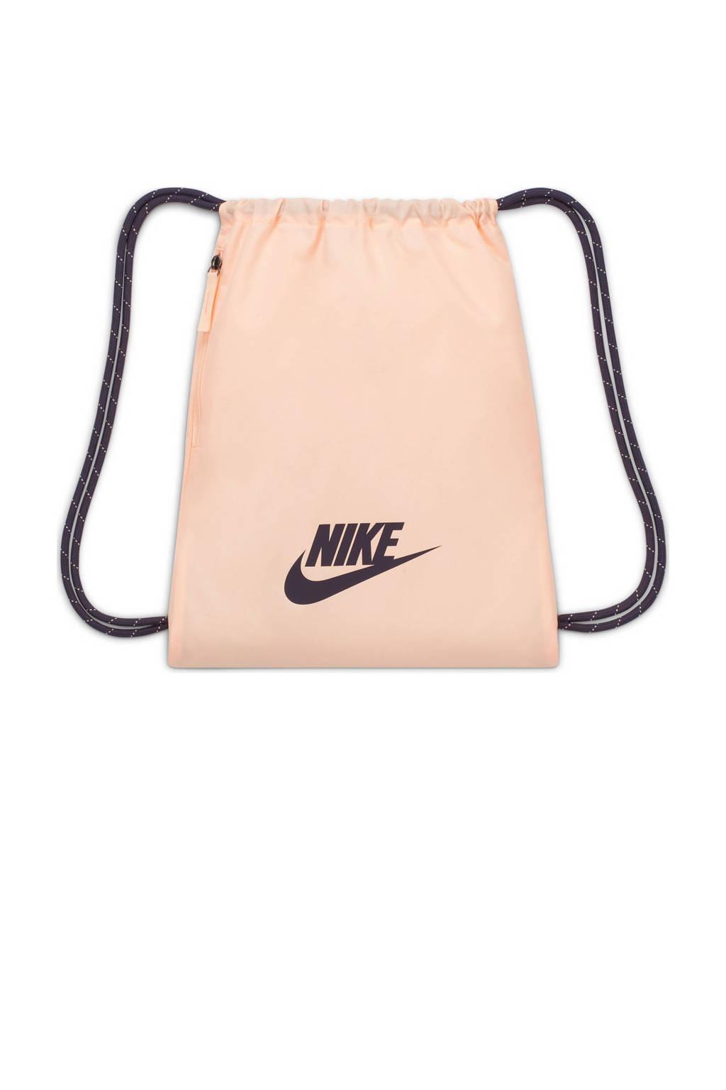 Nike   sporttas roze/zwart, Roze/zwart