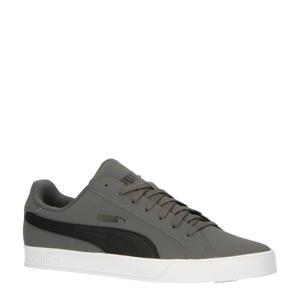 Smash Vulc  sneakers antraciet/zwart