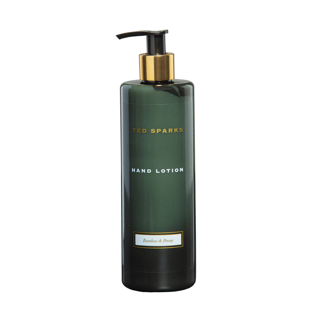 Ted Sparks hand lotion Bamboo & Peony