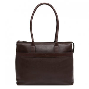 15,4 inch business tas Vivo donkerbruin