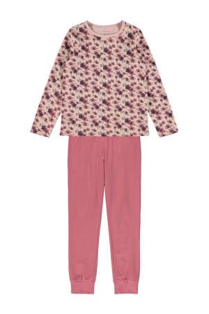 pyjama roze/lichtroze