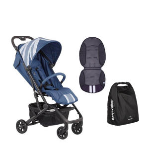 MINI buggy XS Blue Jack + gratis Summer inlay en transporttas
