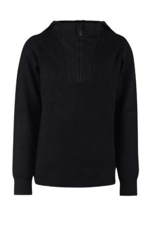 hoodie Darrel zwart