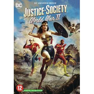 Justice Society - World War II (DVD)