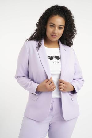 blazer lila