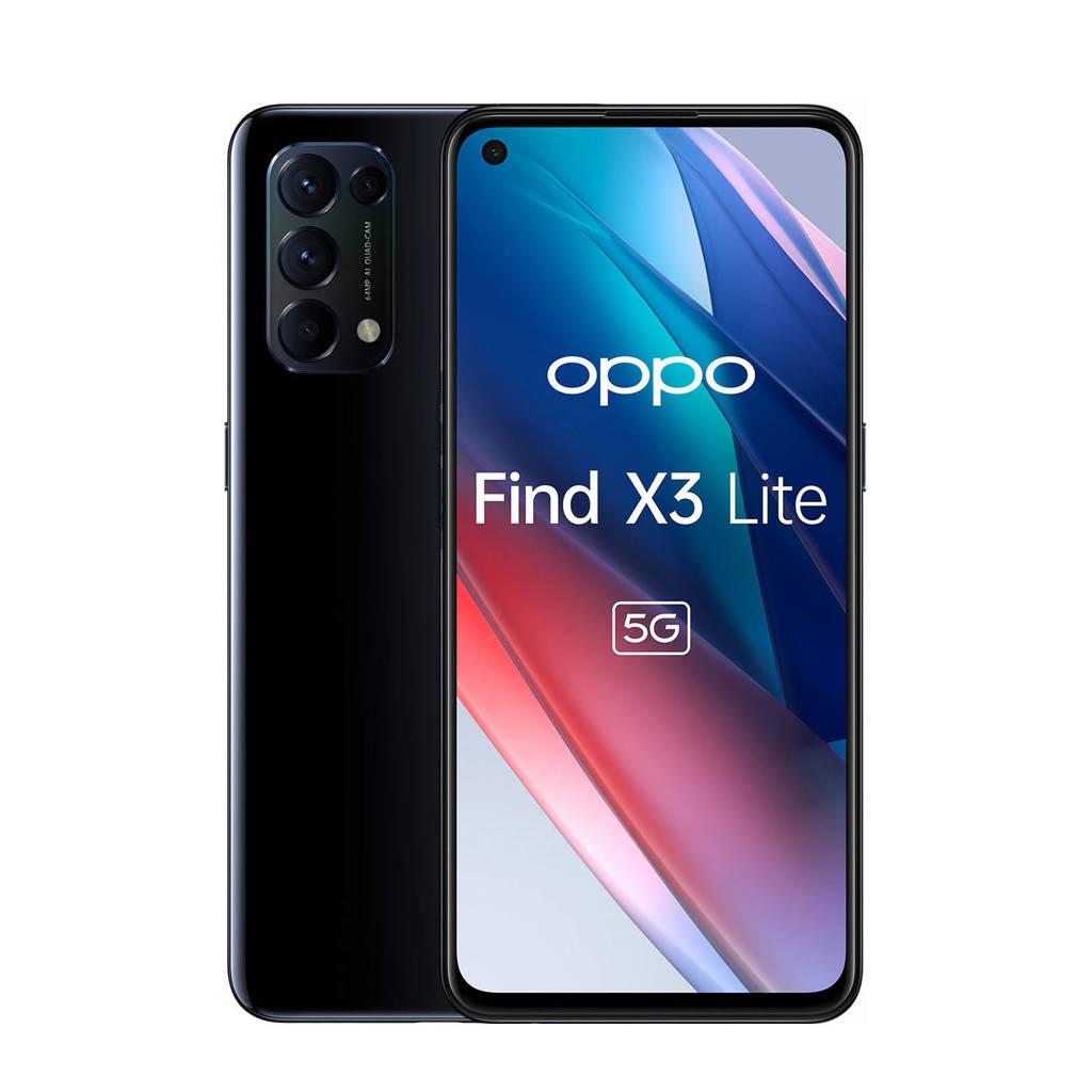 OPPO Find X3 Lite smartphone (zwart), Zwart