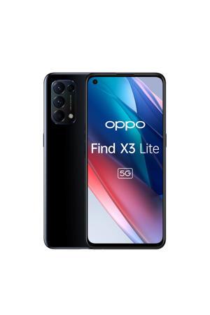 Find X3 Lite smartphone (zwart)