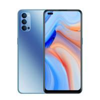 OPPO Reno 4 5G 128GB smartphone (blauw), Blauw
