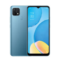 OPPO A15 32GB smartphone (blauw), Blauw