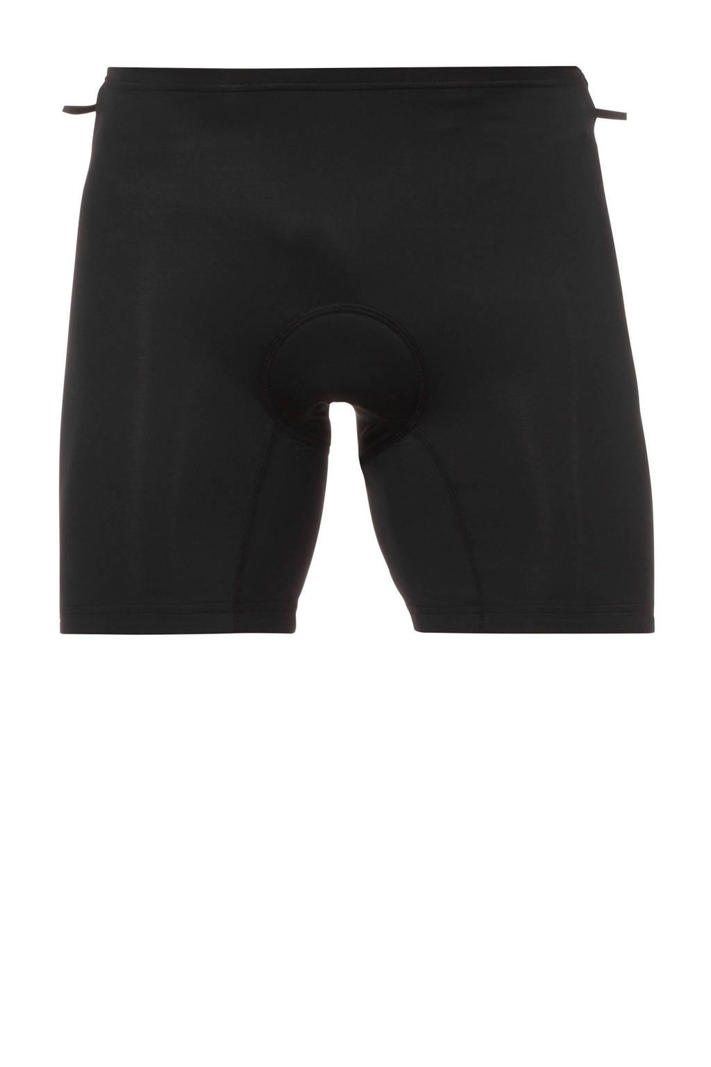 VAUDE   fietsonderbroek Innerpants III zwart, Zwart