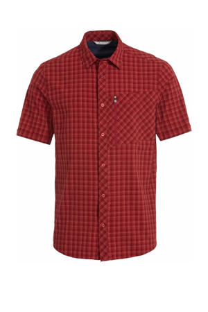 outdoor overhemd Seiland II rood