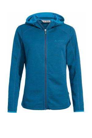 outdoor jas Skomer blauw