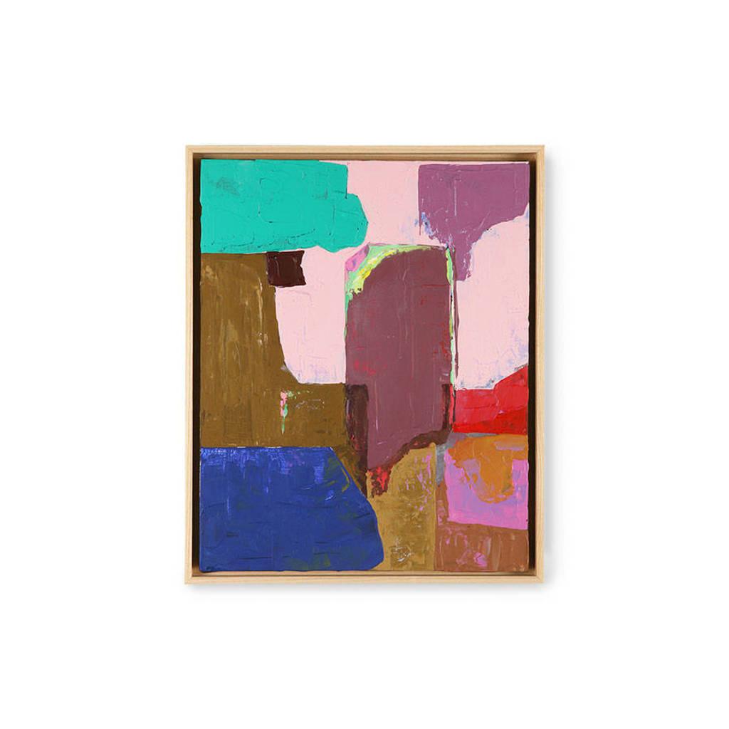HKliving schilderij  (40x50 cm), Multi