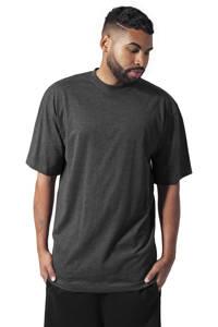 Urban Classics oversized T-shirt donkergrijs, Donkergrijs