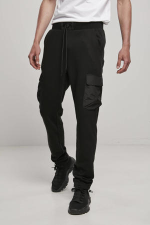regular fit joggingbroek Commuter zwart