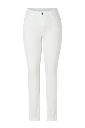 slim fit jeans Fayenna wit