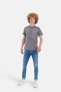 Refill by Shoeby T-shirt Tibo grijs, Grijs