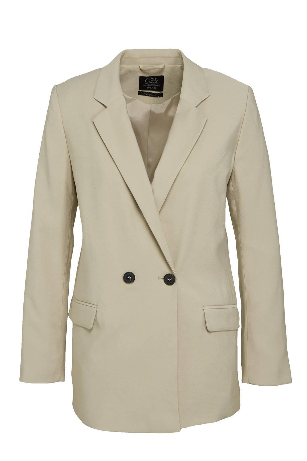 C&A Clockhouse blazer beige, Beige