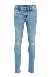 C&A Skate Nation skinny jeans blauw, Blauw