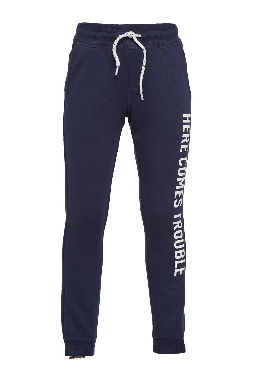 C&A Palomino joggingbroek met biologisch katoen donkerblauw, Donkerblauw