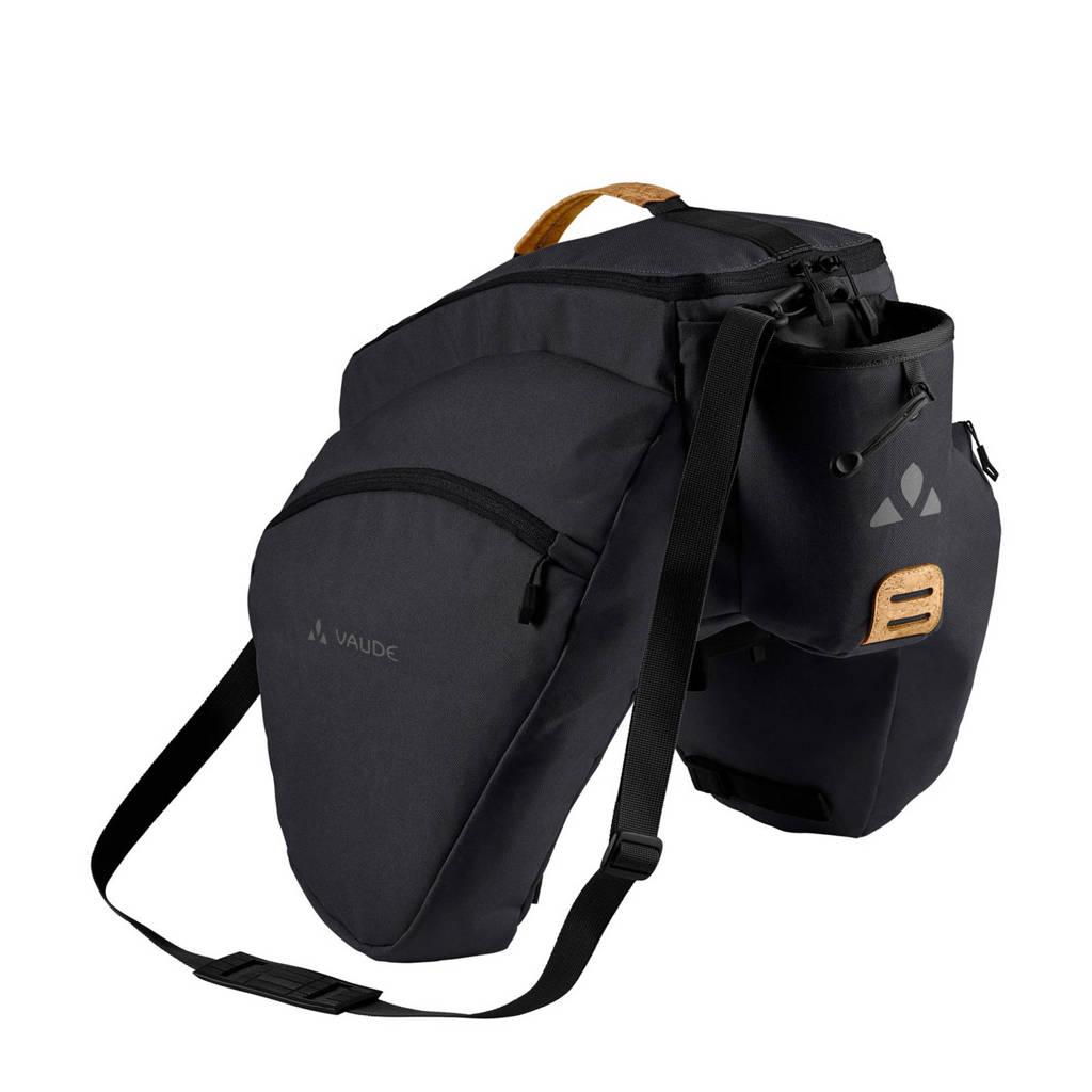 VAUDE travel fietstassen eSilkroad zwart, Zwart