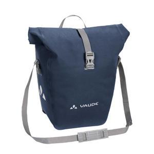 DLX Single achterfietstas donkerblauw
