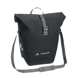 DLX Single achterfietstas zwart