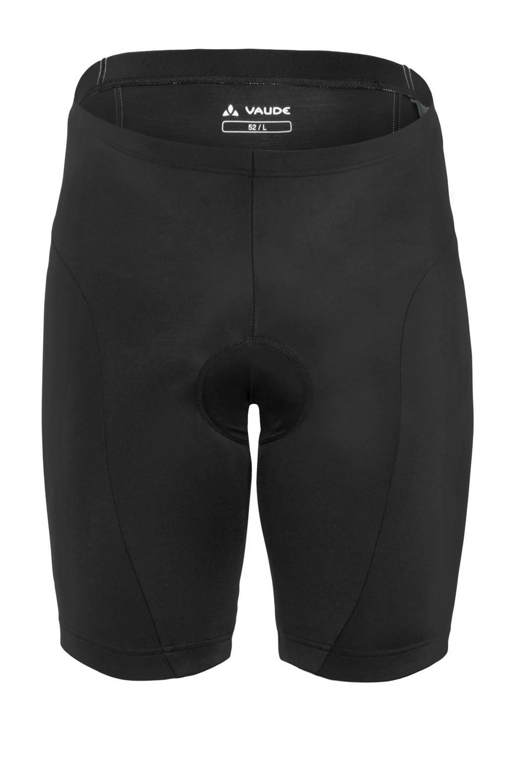 VAUDE   fietsbroek Active Pant zwart, Zwart