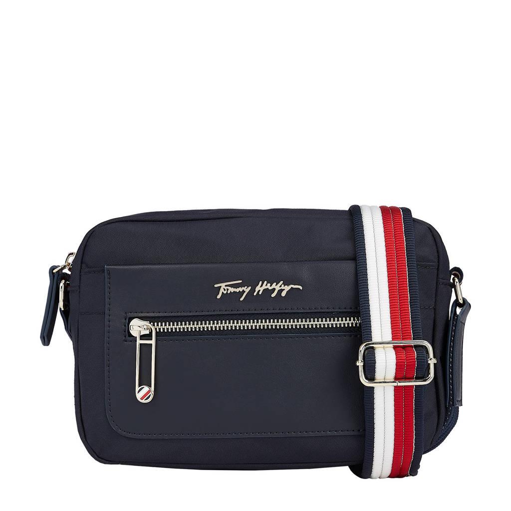 Tommy Hilfiger  crossbody tas Fresh donkerblauw, Donkerblauw