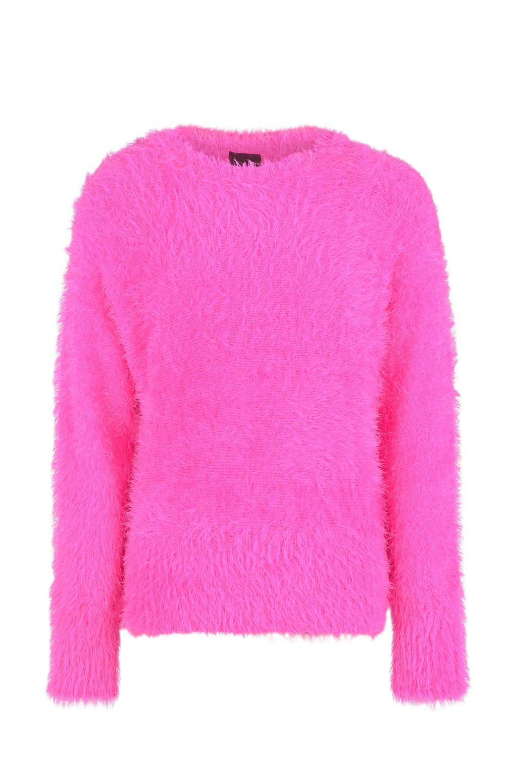 Shoeby Jill & Mitch trui Bryoni roze, Roze