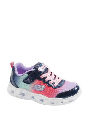 sneakers met lichtjes roze/multi