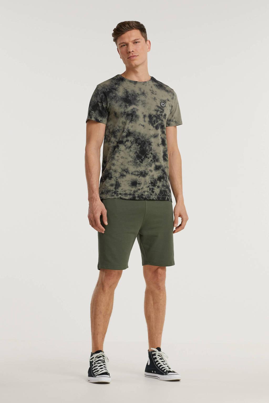 Cars T-shirt Tony van biologisch katoen dark army, Dark Army