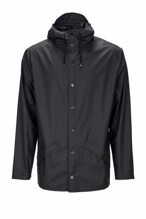 1201 Jacket regenjas zwart