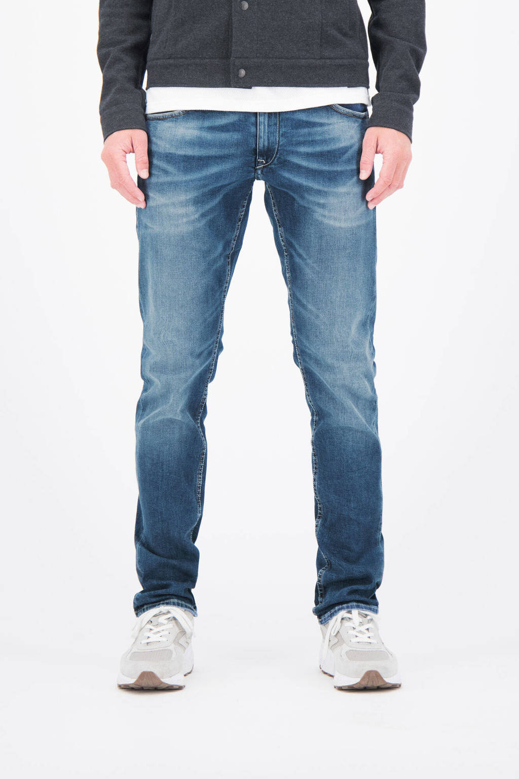 Garcia tapered fit jeans Russo 611 5763-vintage used
