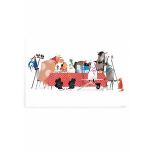 poster Noëlle Smit   (59,4x42 cm)