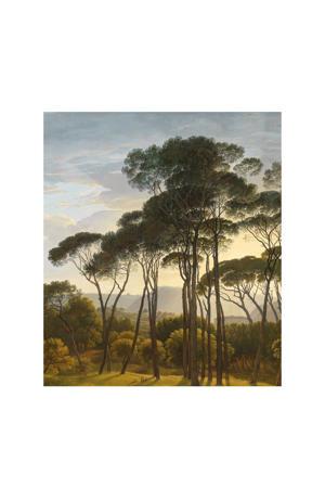 behang Golden Age Landscapes   (190x220 cm)
