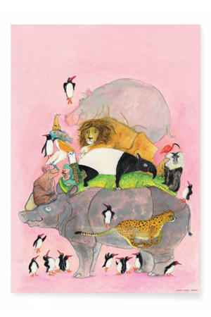 poster Marije Tolman   (59,4x42 cm)