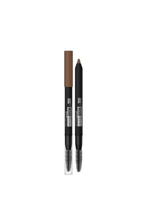 Maybelline New York - Tattoo Brow Up to 36H Pencil - 03 Soft Brown - Bruin - Wenkbrauwpotlood