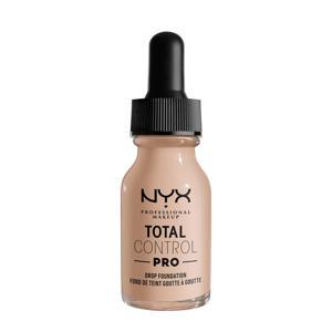 NYX Professional Makeup Total Control Pro Drop Foundation  -  TCPDF03 Porcelain - Foundation