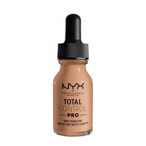 NYX Professional Makeup Total Control Pro Drop Foundation  -  TCPDF10.5 Medium Buff - Foundation