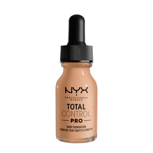 NYX Professional Makeup Total Control Pro Drop Foundation  -  TCPDF07 Natural - Foundation