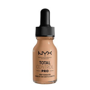 NYX Professional Makeup Total Control Pro Drop Foundation  -  TCPDF09 Medium Olive - Foundation