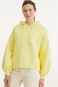 SisterS Point hoodie geel, Geel