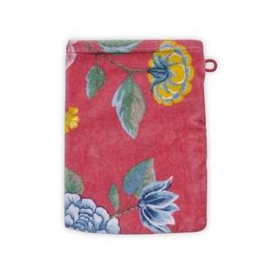 washand (per stuk) (16x22 cm) roze